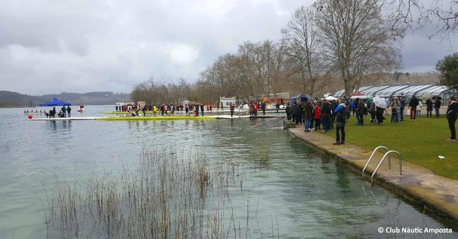Celebrada la II Confrontació Catalana de Rem Olímpic