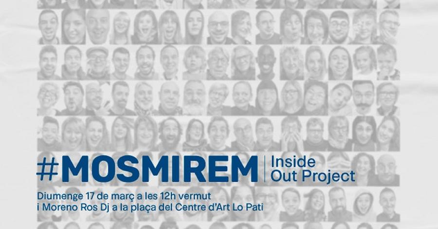 Més de 200 fotografies cobriran les façanes dels centres Lo Pati i Pere Mata