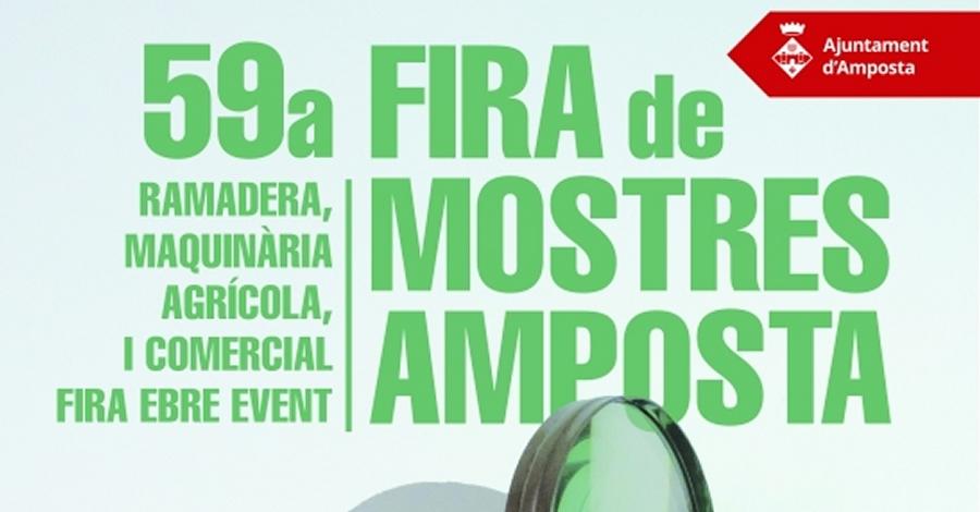 Inauguració de la Fira de Mostres, a càrrec de l'empresària del sector turístic Elisabet Bo i Escala
