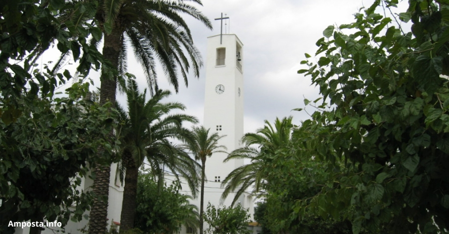 Acord per finançar la rehabilitació integral de l'Església del Poble Nou