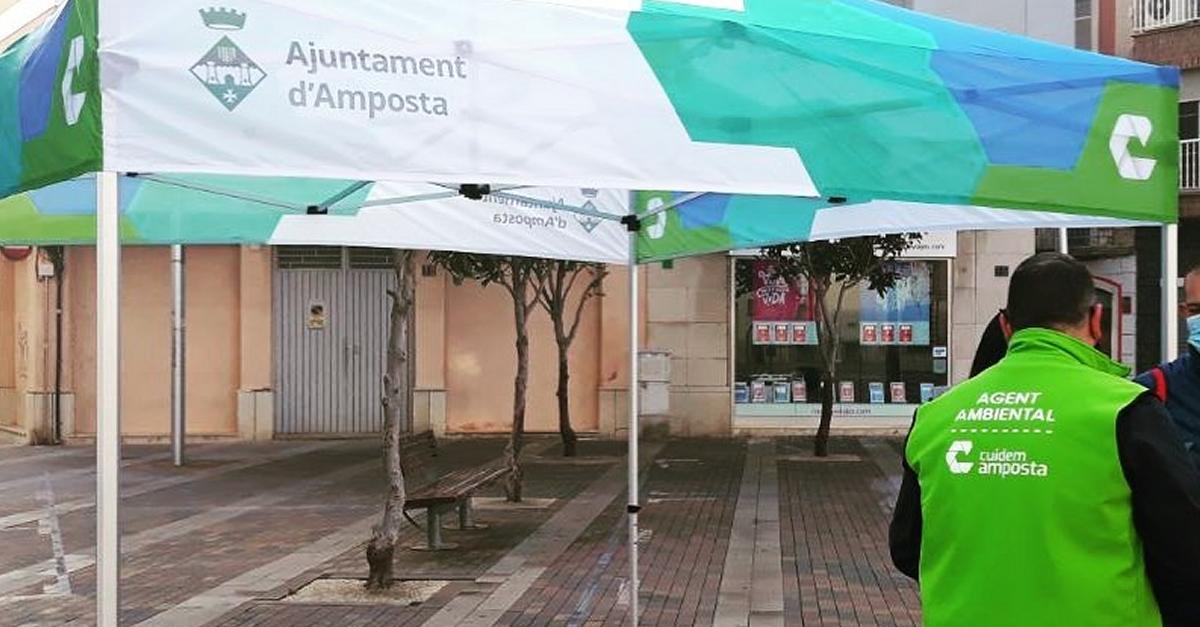 L'Ajuntament contracta dos agents ambientals
