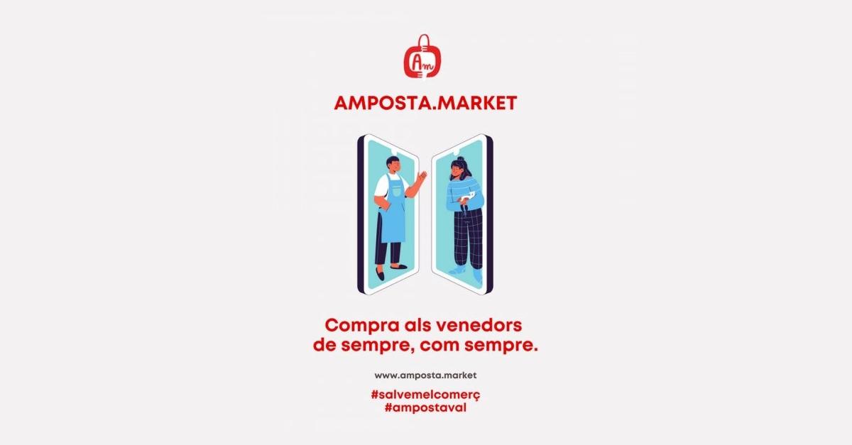 L'amposta.market renova la seva imatge i inicia una campanya de promoció