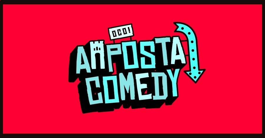 Temporada de Teatre i Dansa Amposta 2018. Amposta Comedy: Javi Sancho.