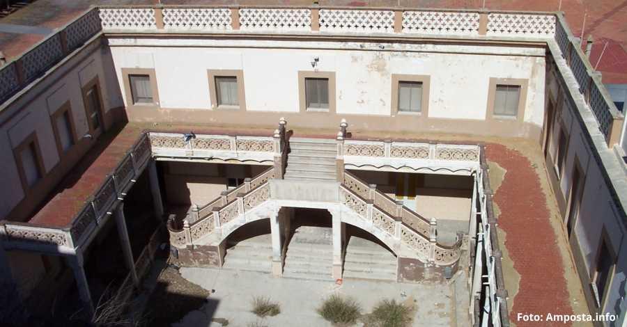 L'edifici de l'antic col·legi de les Monges ja és d'Amposta | Amposta.info