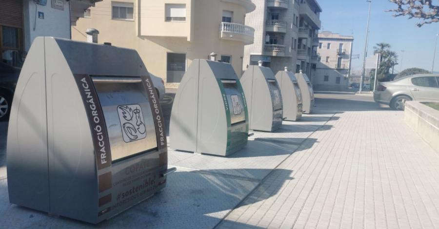 El nou sistema de recollida de residus del COPATE ja és totalment operatiu | Amposta.info