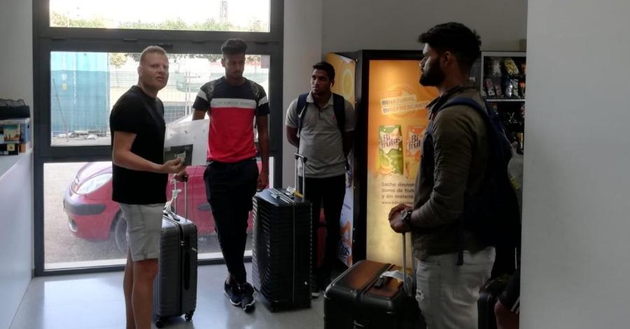 Amposta serà la seu per preparar la pretemporada del Delhi Dynamos FC