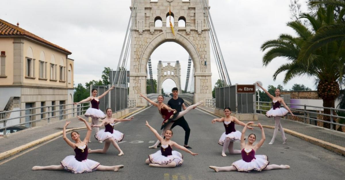 Amposta celebra el Dia Internacional de la Dansa amb un espectacle d'entrada gratuïta