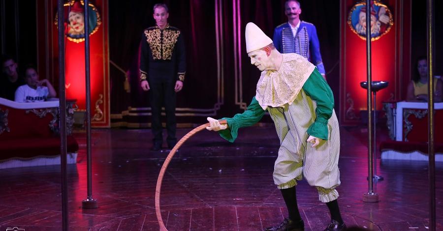 El Circ Raluy Legacy arriba a Amposta amb el seu gran espectacle    Amposta.info