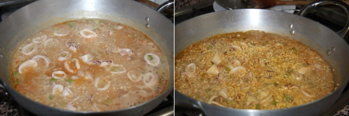 La recepta: Arròs amb calamars i alls tendres | Amposta.info