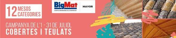 BIGMAT CITY AMPOSTA. La botiga del bricolatge i la reforma