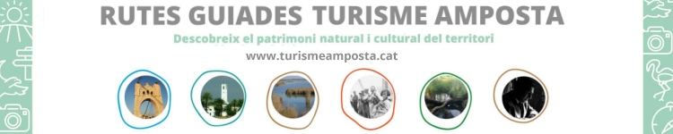 Rutes guiades Turisme Amposta. Descobreix el patrimoni natural i cultural del territori