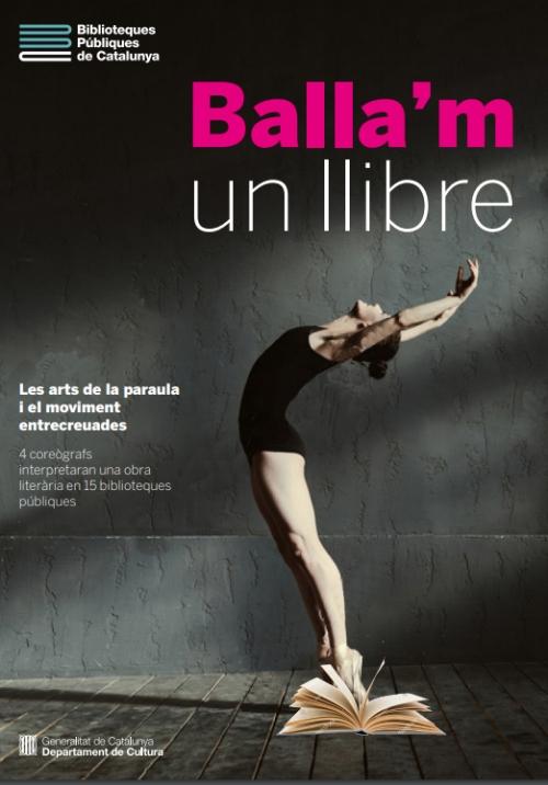 Balla'm un llibre arriba a la Biblioteca Comarcal Sebastià Juan Arbó | Amposta.info