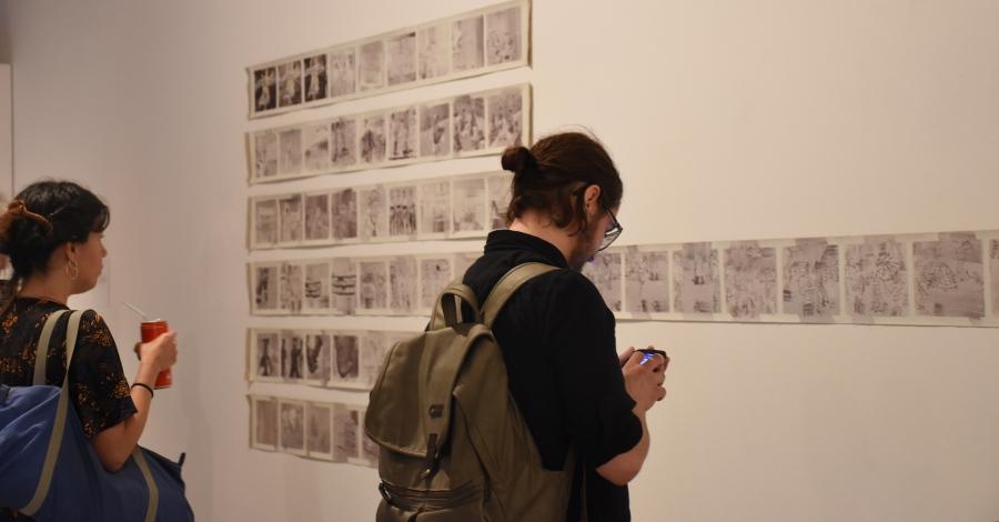 Lo Pati obre la convocatòria de la setzena edició de la Biennal d'Art Ciutat d'Amposta | Amposta.info
