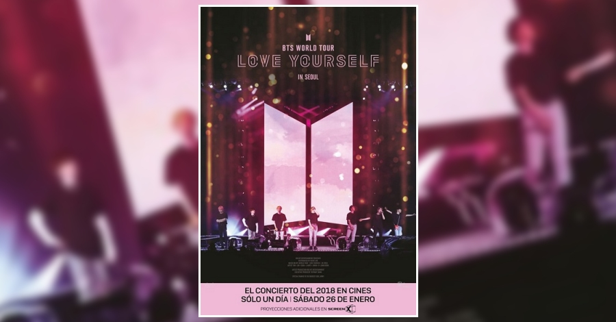 BTS WORLD TOUR «LOVE YOURSELF» IN SEOUL (V.O.S)