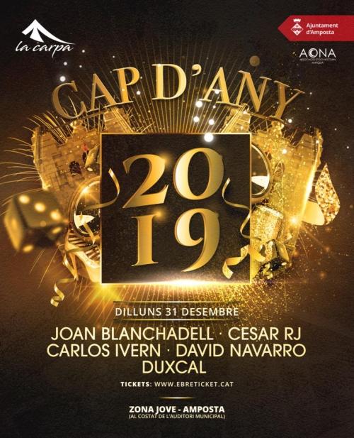Cap d'Any a La Carpa