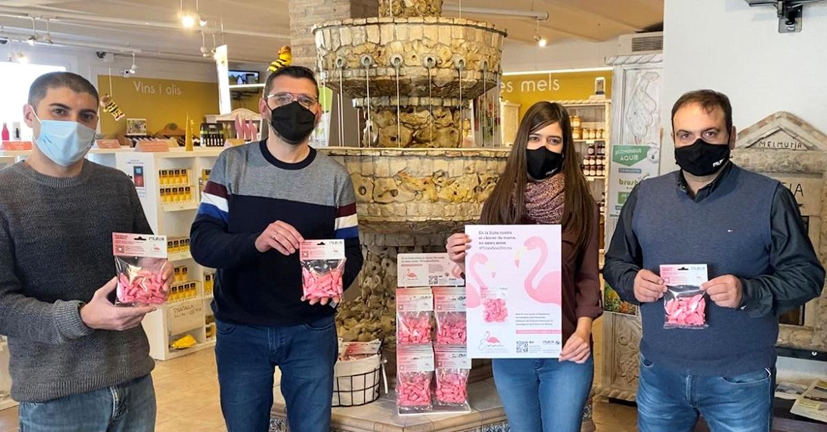 Mel Muria se suma al Projecte Emma amb el llançament d'una línea de caramels solidaris