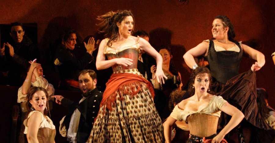 Carmen. Òpera en directe des del Royal Opera House de Londres