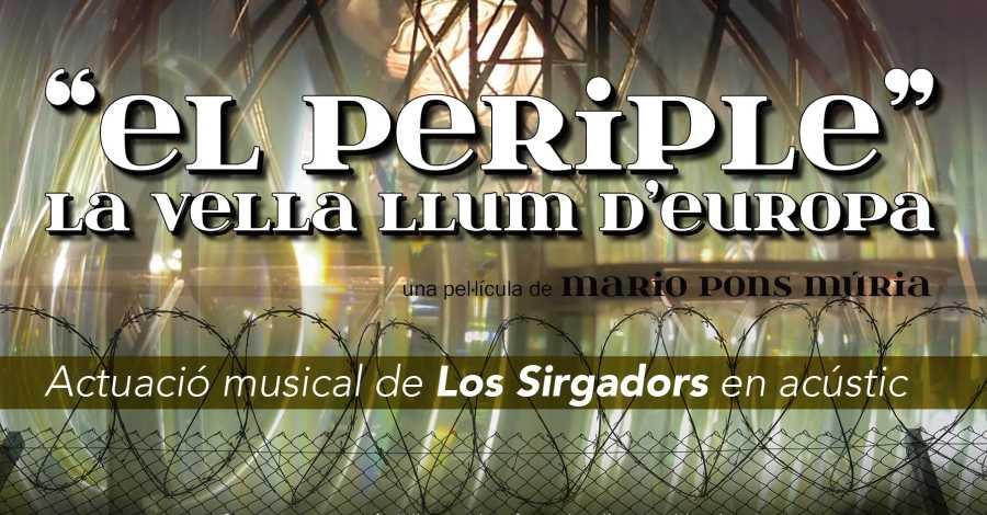 El Casal acull la projecció del documental «El Periple. La vella llum d'Europa»