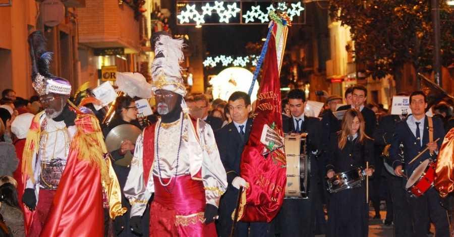 La Fila tornarà a participar, per setè any consecutiu, a la Cavalcada de Reis d'Igualada