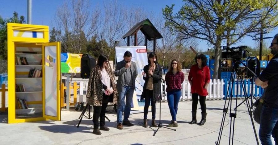Amposta celebra el Dia Mundial de la Poesia | Amposta.info