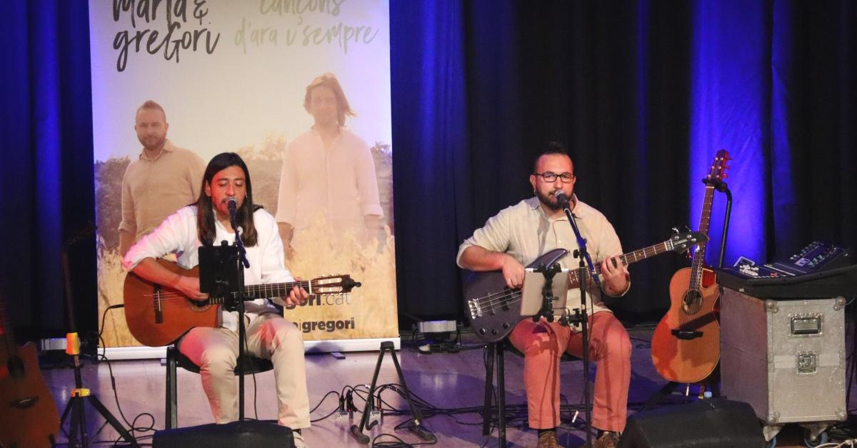 Marta & Gregori protagonitzen el segon concert del Cicle de Música Ciutat d'Amposta