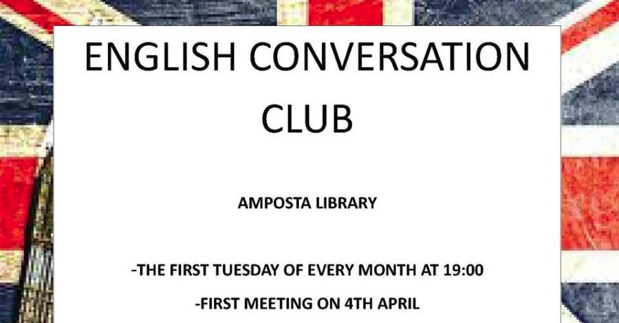 Converses amb anglès a la Biblioteca