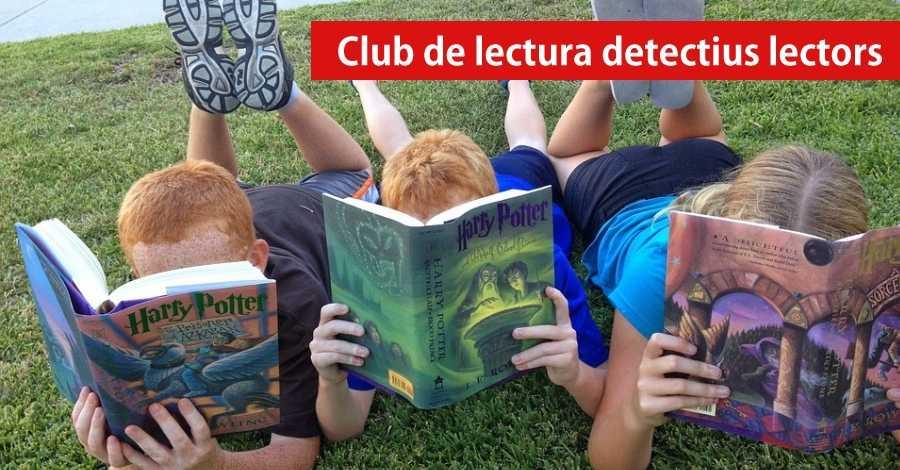 Club de lectura detectius lectors