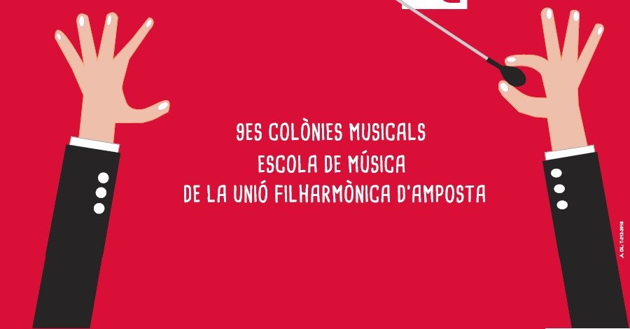 9enes Colònies Musicals amb la participació d'alumnes de 8 escoles de música