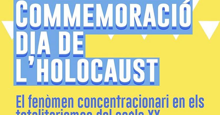 Conferència per commemorar el dia de l'holocaust
