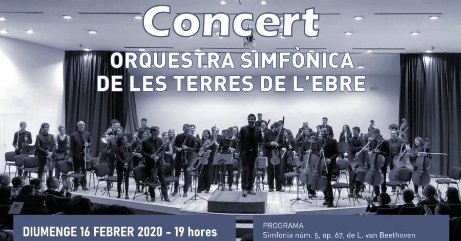 L'auditori de la Fila acollirà el concert d'hivern de l'OSTE | Amposta.info