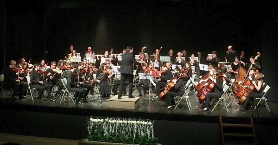 Concert a càrrec de l'Orquestra Simfònica de les Terres de l'Ebre (OSTE)