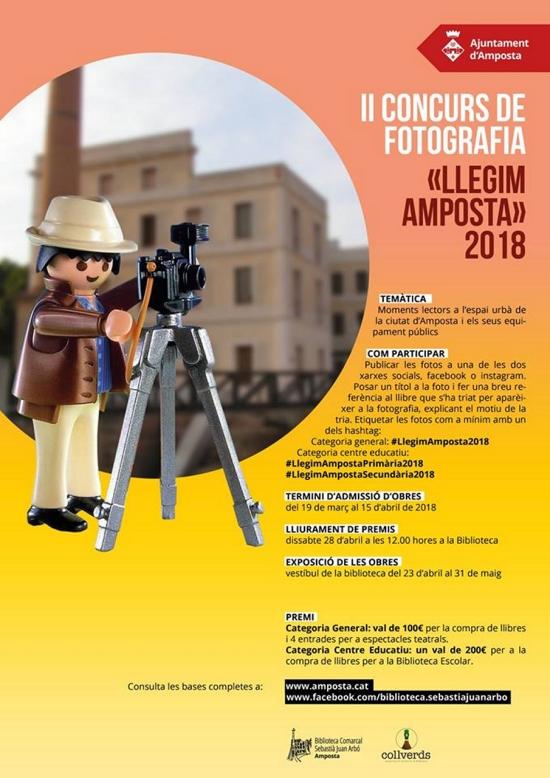 II Concurs de fotografia