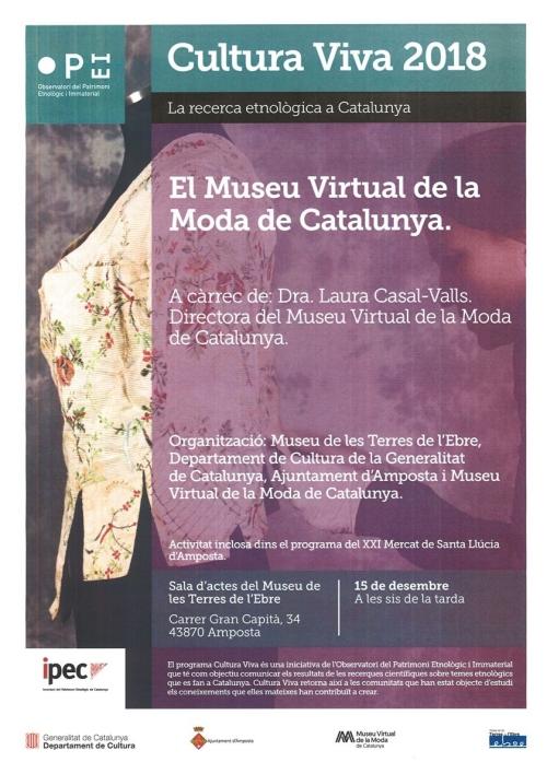 Tres segles de moda catalana | Amposta.info