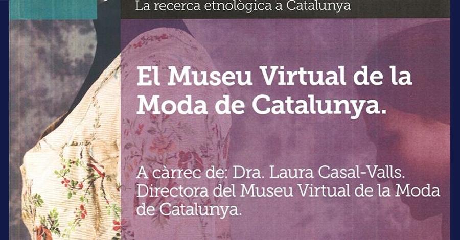 Conferència: «El Museu virtual de la moda a Catalunya»
