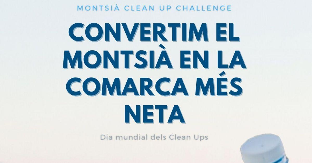 Deu municipis del Montsià organitzen accions de neteja simultànies en el dia Mundial del Clean Up Challenge | Amposta.info