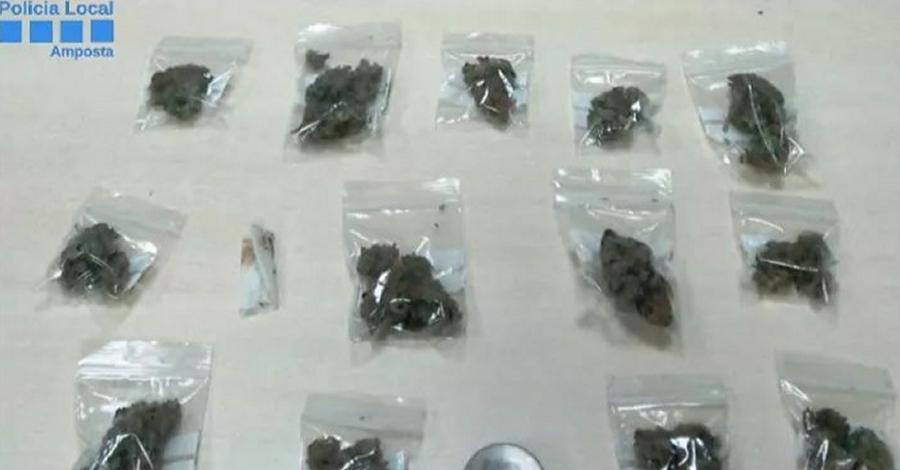 Un nou detingut per tràfic de drogues