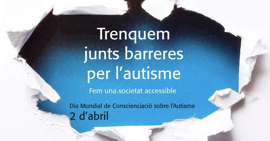 Dia Mundial de Conscienciació sobre l'Autisme