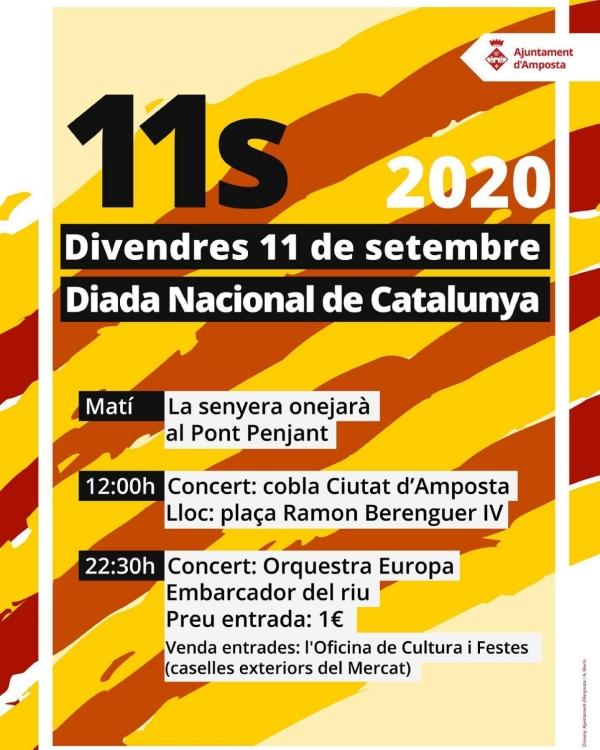 Diada Nacional de Catalunya 2020