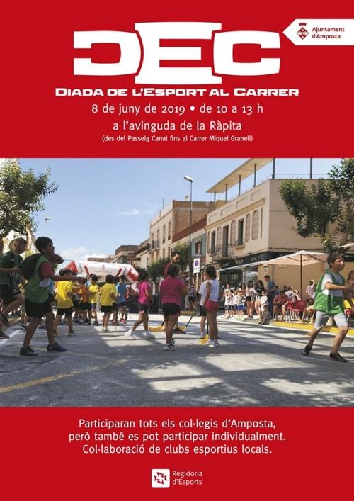 Diada de l'Esport al carrer