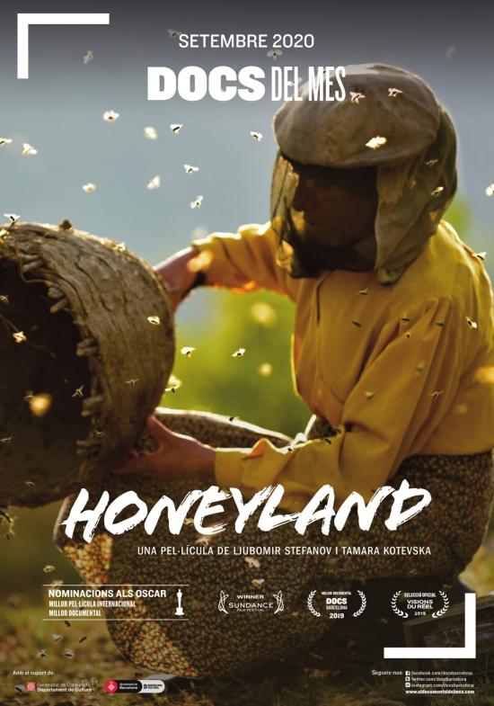 Documental del mes. Honeyland