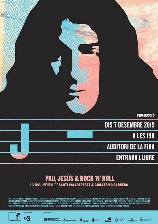 Estrena del Documental «J. Pau, Jesús & Rock'n'Roll»