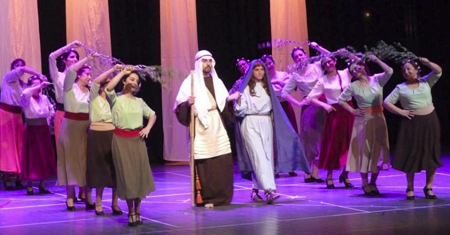L'Escola de Dansa Jacqueline Biosca porta a escena l'obra teatral Els Pastorets   Amposta.info