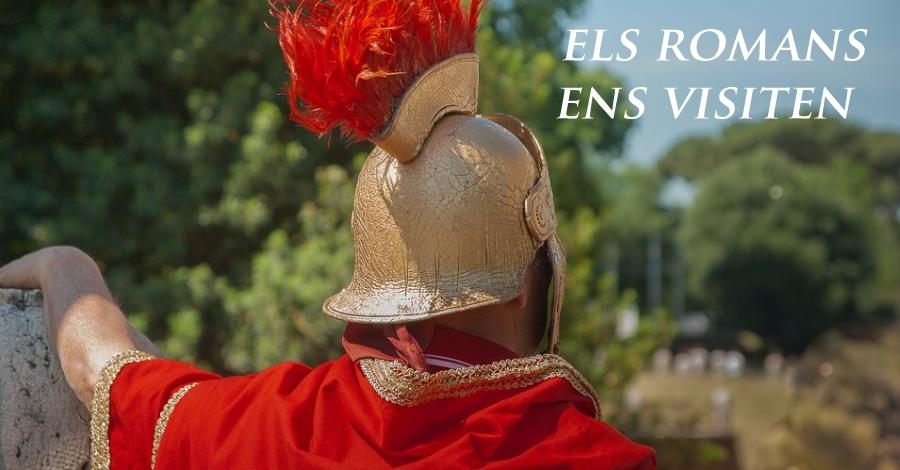 6a Edició del cicle Els Romans ens visiten