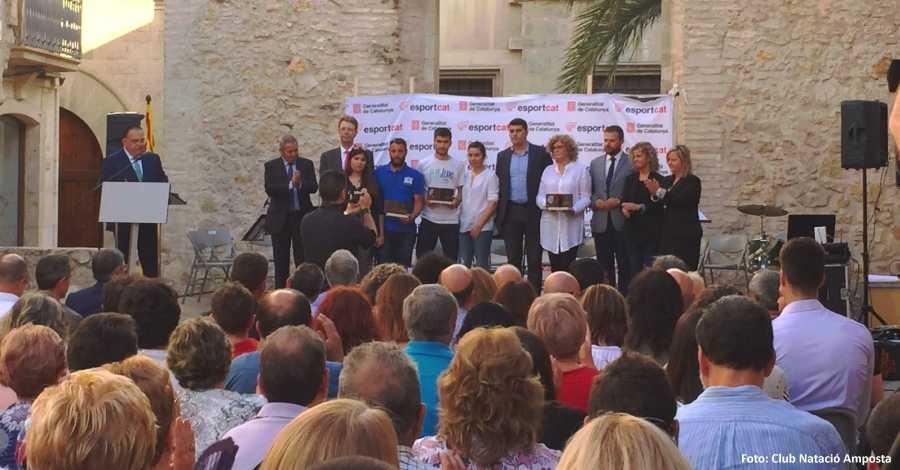 Els Premis Esportius Terres de l'Ebre recorden Manel Ayxandri