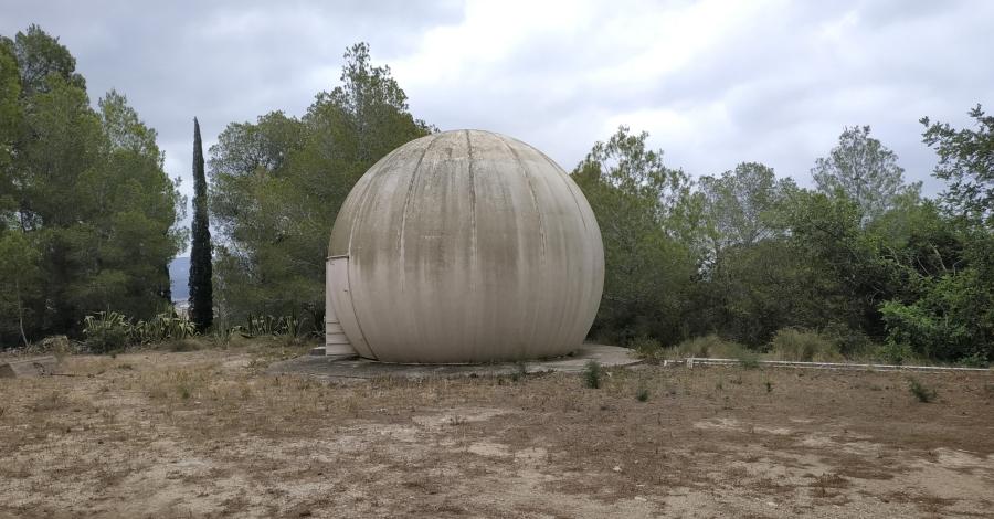 Eufònic s'expandeix a Roquetes i incorpora l'Observatori de l'Ebre com a nou escenari | Amposta.info