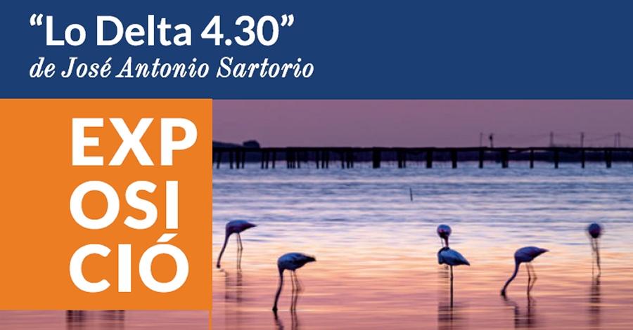 """Exposició de fotografies """"Lo Delta 4.30"""""""
