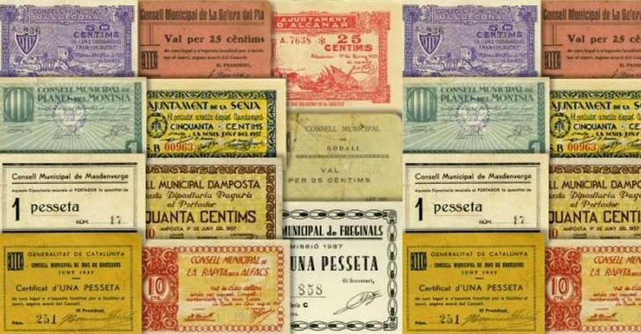 """Presentació del llibre """"El paper moneda a la comarca del Montsià durant la Guerra Civil (1936-1939)"""""""