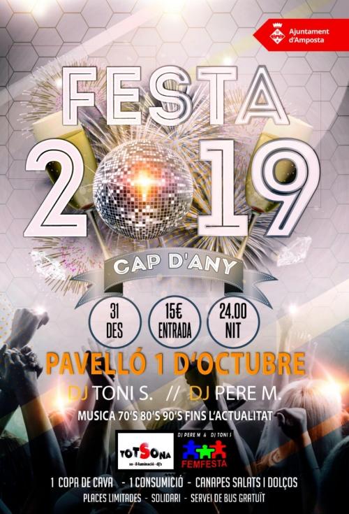 Festa Cap d'Any 2019