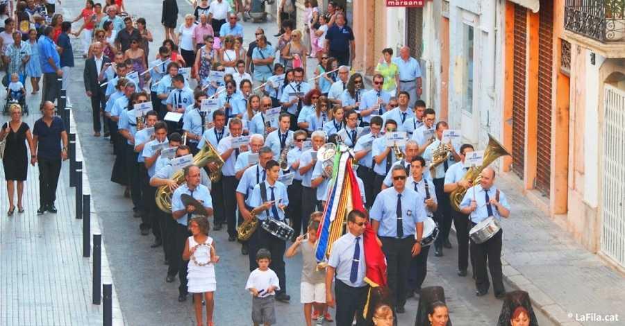 Les Festes Majors, les del Poblenou i les del Grau, dins del Catàleg del Patrimoni Festiu de Catalunya | Amposta.info