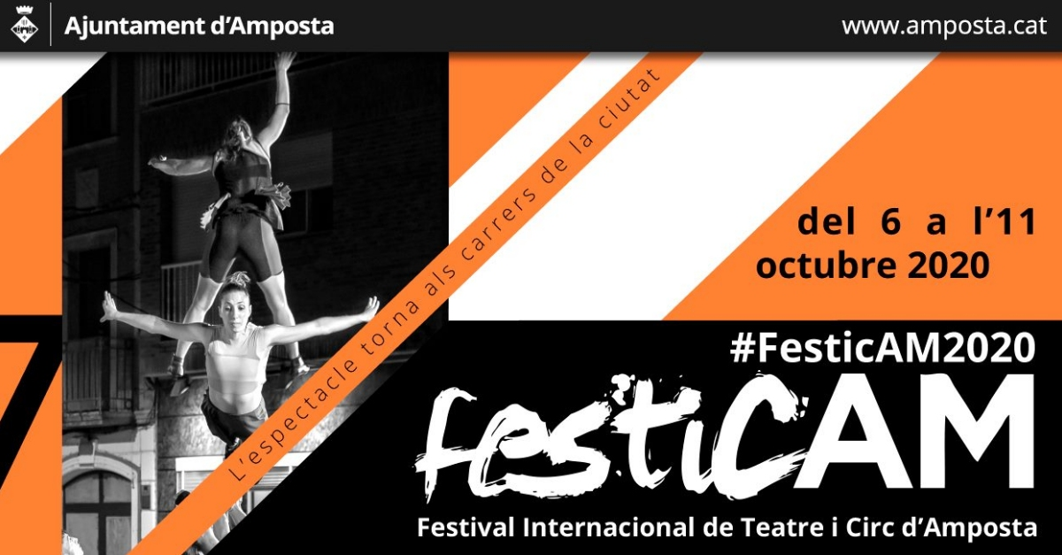 FesticAM Festival de Teatre i Circ d'Amposta